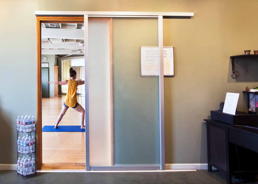 Sliding Office Doors & KNR Sliding u0026 Glass Doors Culver City